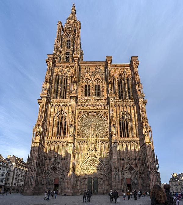 Strasbourg Cathedral-0